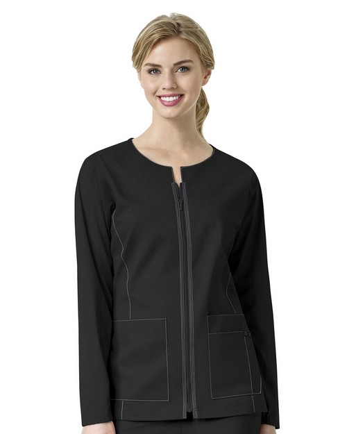 Wonderwink 8701 Women's Zip Front Jacket