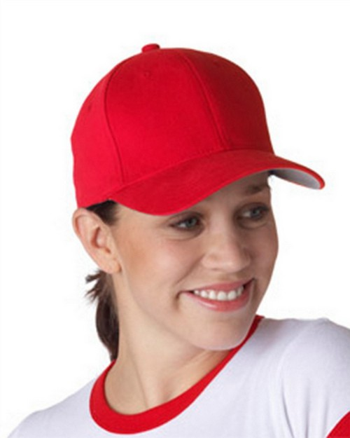 Yupoong 6377 Flexfit Brushed Twill Cap