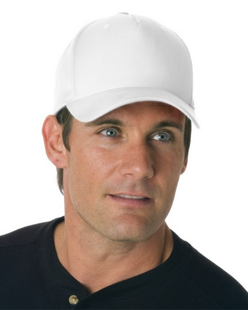 Yupoong 6560 5 Panel Flex Fit Hat