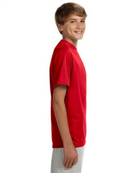 A4 NB3142 Youth Cooling Performance Tee - Shop at ApparelnBags.com