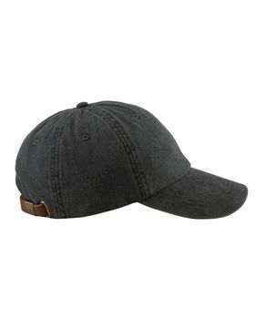 Adams AD969 6-Panel Low-Profile Pigment-Dyed Cap