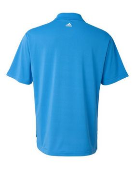 Adidas Golf A121 Men's ClimaLite Short-Sleeve Pique Polo