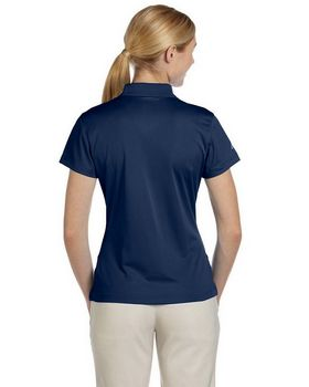 Adidas Golf A131 Ladies' ClimaLite Pique S-Sleeve Polo