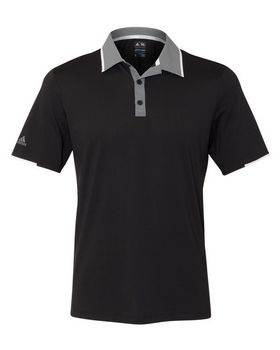 Adidas Golf A166 Colorblock Sport Shirt