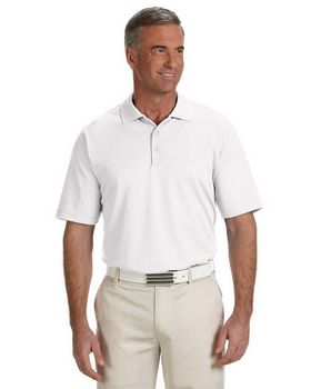 Adidas Golf A170 Mens ClimaLite Solid Polo