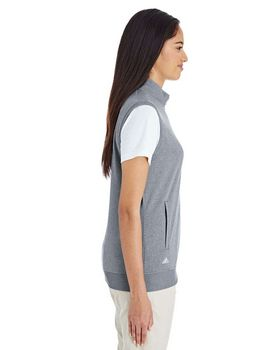 Adidas Golf A272 Ladies Full-Zip Club Vest