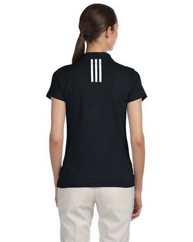 Adidas Golf A85 Ladies' ClimaLite Pique S-Sleeve Polo