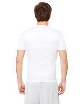 All Sport M1007 Mens Short-Sleeve Compression T-Shirt