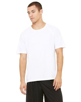 Alo Sport M1029 Mens Performance Raglan T Shirt