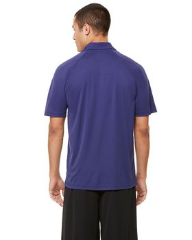 Alo Sport M1829 Mens Performance Raglan Polo