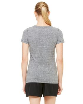 All Sport W1101 Women's Performance Triblend Short-Sleeve T-Shirt