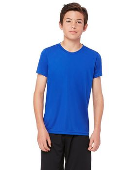 Alo Sport Y1009 Youth Performance Short Sleeve T Shirt