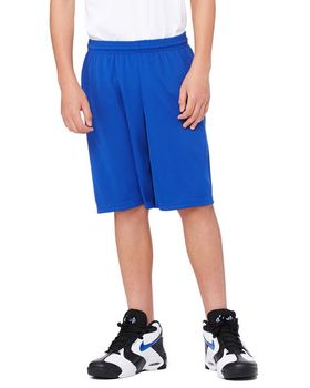 Alo Sport Y6707 Youth Mesh 9 Short