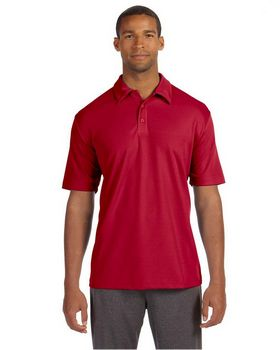 Alo Sport M1709 Mens Performance Mesh Polo