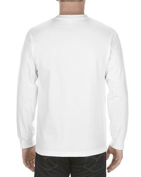 Alstyle AL1304 Adult 6.0 oz.; 100% Cotton Long-Sleeve T-Shirt