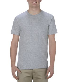 Alstyle AL5301N Adult 4.3 oz.; Ringspun Cotton T-Shirt