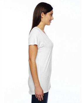 Alternative 02840MR Ladies V-Neck