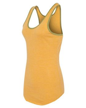 Alternative 12132 Womens Ringer Racerback Tank