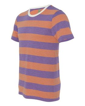 Alternative 1935ej Ugly Stripe T-Shirt
