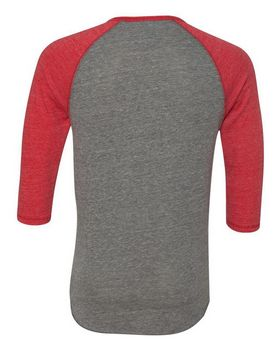 Alternative 1989 Eco-Jersey Raglan Henley