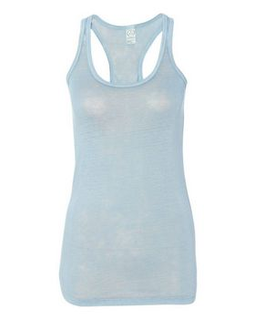 Alternative 2614 Vintage Burnout Racerback Tank