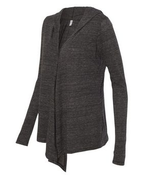 Alternative 2835 Eco-Jersey Hooded Warm-Up Wrap