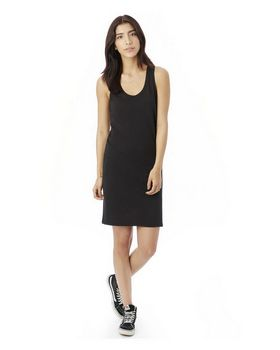 Alternative 2836 Effortless Cotton Modal Tank Dress