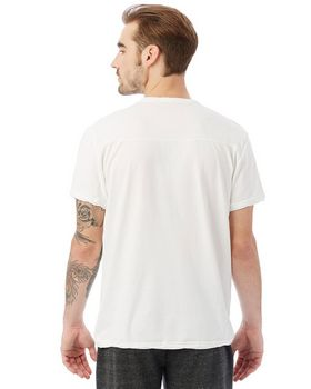 Alternative 2879P1 Mens Organic Pima Cotton Moroccan T-Shirt at ApparelnBags.com