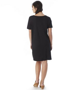 Alternative 2902MR Ladies Straight Up T-Shirt Dress