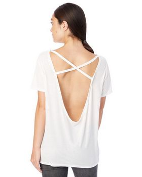 Alternative 3098 Cross Back Tee