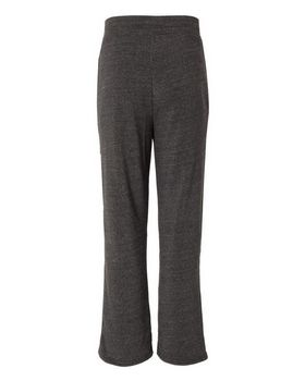 Alternative 3500 Mens Eco Fleece Open Bottom Hustle Sweatpants