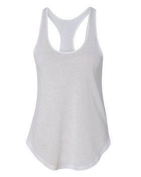 Alternative 4031 Womens Shirttail Tank Top