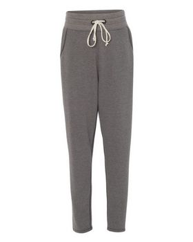 Alternative 5080 Womens Vintage French Terry Relay Race Pants