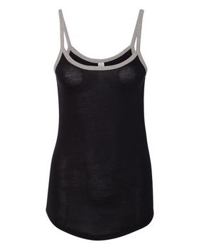 Alternative 5094 Vintage 50/50 Ringer Cami Tank
