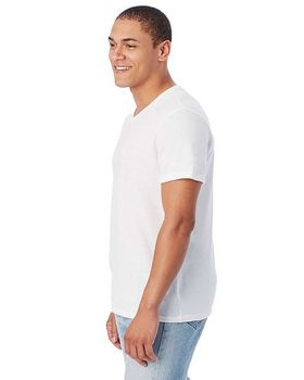 Alternative 5101BP Mens V-Neck T-Shirt