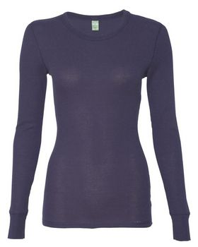 Alternative 5106 Womens Long Sleeve Thermal
