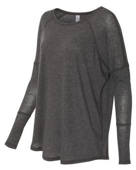 Alternative 6024 Gauze Ramble Long Sleeve Raglan Tunic