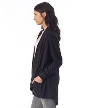 Alternative 7598B Ladies Zen Vintage Heavy Knit Wrap