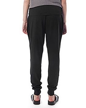 Alternative 7600B Ladies Slow Vintage Heavy Knit Jogger Pant