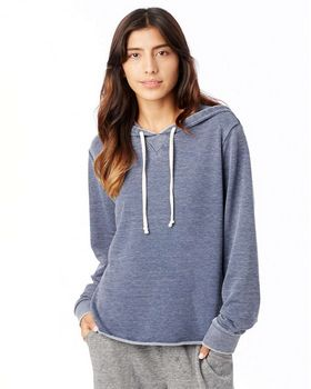 Alternative 8628F Ladies Day Off Hoodie - Shop at ApparelnBags.com
