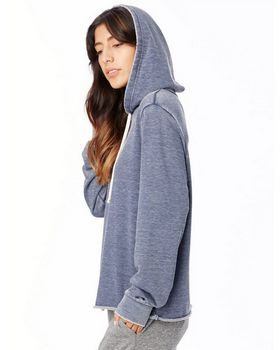 Alternative 8628 Day Off Burnout French Terry Hoodie
