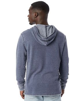 Alternative 8629F Mens School Yard Hoodie