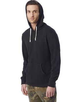 Alternative 8629 School Yard Burnout French Terry Hoodie