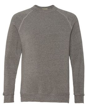 Alternative 9575 Eco-Fleece Champ Crewneck Sweatshirt