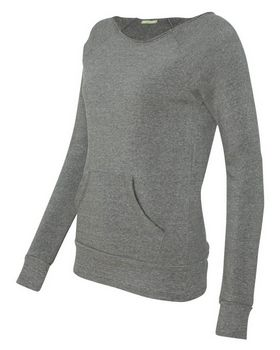 Alternative 9582 Eco-Fleece Womens Maniac Sweatshirt