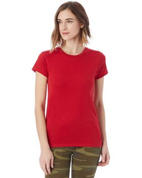 Alternative AA1072 Ladies Tear Away Basic Crew