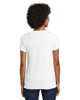 Alternative AA6046 Womens Jersey V-Neck Tee