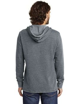 Alternative AA8629 Mens Burnout Hoodie