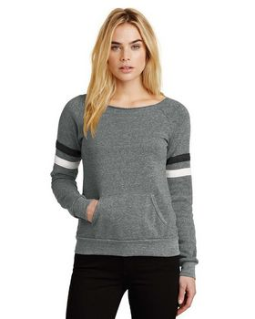 Alternative AA9583 Maniac Fleece Sweatshirt
