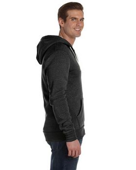 Alternative AA9590 Unisex Rocky Full-Zip Hoodie